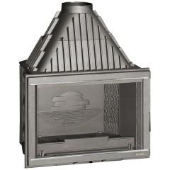 Krbová vložka LAUDEL 800 GRANDE VISION - stříbrné lišty ref. 6280-56SL HSF13-072