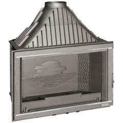 Krbová vložka LAUDEL 900 GRANDE VISION - stříbrné lišty ref. 6290-56SL HSF13-075