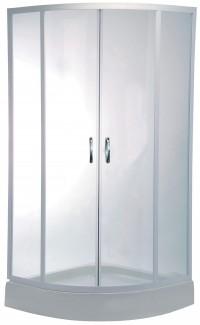 Sprchový kout EISL Holiday čirý 90 x 90 cm