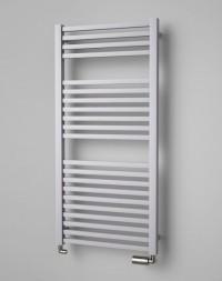Koupelnový radiátor ISAN Quadrat 1255/500 chrom