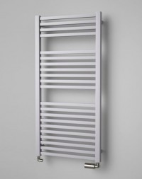 Koupelnový radiátor ISAN Quadrat 1255/600 chrom
