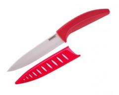 BANQUET Nůž porcovací GOURMET CERAMIA Rossa 23,5 cm