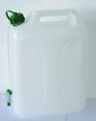 Kanystr na vodu 10 l s kohoutkem plast 1070004