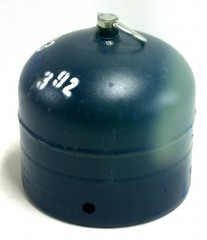 Láhev na PB 2 kg 56216