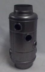 Výměník kouřový 130-132 mm KLASIK 930024