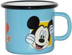 Hrnek smalt 8 cm 0,37 l Mickey Mouse 2060208