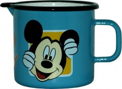 Hrnek smalt 10 cm Mickey Mouse 2060209