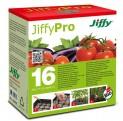 Jiffy - 7 XXL Náhradná náplň 16 ks rašelinové tablety