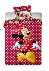 Povlečení bavlna Disney – Minnie shopping