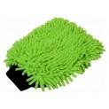Umývacie rukavice Kenco Microfiber 2in1 Green