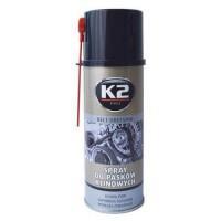 Spray na klínové řemeny K2