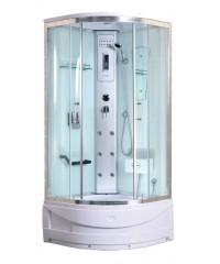 Sprchový box ROSARIO WHITE 90x90x220