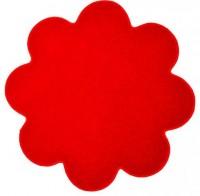 Květinový koberec Eton růžový průměr 160 cm