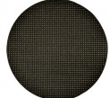Guľatý koberec Birmingham antra priemer 200 cm