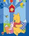 Detský koberec Winnie Story W86 95x133 cm