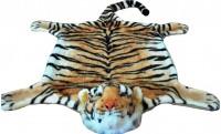 Plyšový tygr hnědý 50x85 cm