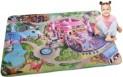 Detský koberec Ultra Soft Zámok 70x95 cm