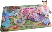 Dětský koberec Ultra Soft Zámek 70x95 cm