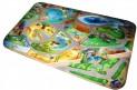 Detský koberec Ultra Soft ZOO 70x95 cm