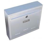 Schránka poštovní RADIM velká 310x360x90mm bílá