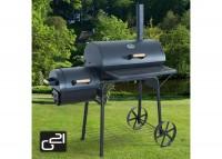 Zahradní gril s udírnou Gril G21 BBQ big