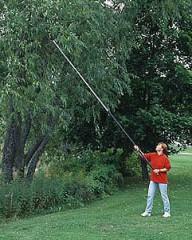 Nůžky zahradní univerzální, teleskopické, délka 2416-4000 mm 115560 950046