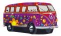 Detský koberec 750 Njoy VW Njoy Bulli Purple 40 x 70 cm