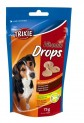 Vitamin Drops se šunkou 200g - TRIXIE