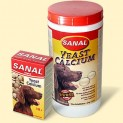 SANAL-YEAST CALCIUM kalciové tablety 100 g / 100 tbl.