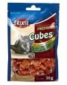 Premio CUBES - kuřecí kostičky 50 g