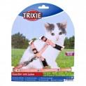 Postroj pro koťata KITTY CAT 21-33 cm/8 mm/1,20 m