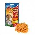 Vitamin Drops s karotenem pro hlodavce 75g TRIXIE