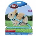 Postroj pro králíky s motivem BABY BUNNY 20-33 cm/8 mm