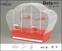 Klec BETA - bílá 560x280x440mm