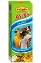 AVICENTRA tyčinky pro velké papoušky - ořech+med+kokos 2ks