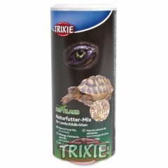 Přírodní mix krmiva pro suchozemské želvy 100 g/250 ml