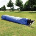 Agility pytlový tunel  60cm/5m - modrý