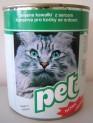 PET KATZE masové kostky se srdcem pro kočky  855 g