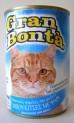 GRAN BONTA konzerva s rybou pro kočky 400g