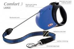 Flexi COMFORT Basic 3 Large max. do 50 kg, 5 m šňůra