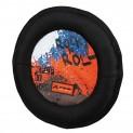 .X-TRM plovoucí nylonový disk 24 cm - DOPRODEJ