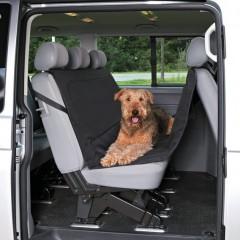 .Autopotah na zadní sedadla s vyhříváním 1,45x1,60m DOPRODEJ