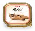 ANIMONDA paštika Rafiné Ragout-losos v rajčatové omáčce 100g