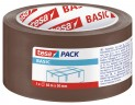 Baliaca páska BASIC, základné, hnedá, 66m x 50mm Tesa 58571-00000-00