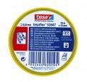 Elektroizolačná PVC páska, spĺňa normu IEC, žlto-zelená, 20m x 19 mm Tesa 53947-00009-07