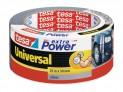 Opravná páska Extra Power Universal, textilné, silne lepivá, strieborná, 25m x 50mm Tesa 56388-00000-12