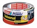 Opravná páska Extra Power Universal, textilné, silne lepivá, čierna, 25m x 50mm Tesa 56388-00001-07