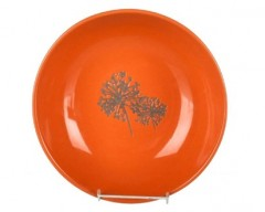 BANQUET Talíř hluboký 20,5cm Alia Orange