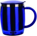 Hrnek cestovní 360 ml  nerez / plast modrý Lucent Blue 4051878
