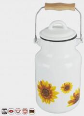 Bandaska na mléko 2 l smalt slunečnice 491307